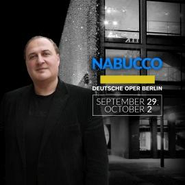 Nabucco at Deutsche Oper Berlin