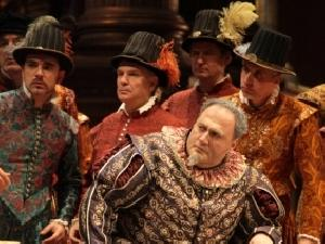 George Gagnidze - Rigoletto -Teatro alla Scala 2012