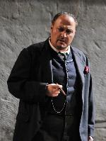 George Gagnidze - Cavalleria rusticana Barcelona Gran Teatre del Liceu  2011