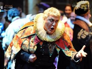 George Gagnidze - Rigoletto Los Angeles Opera 2010