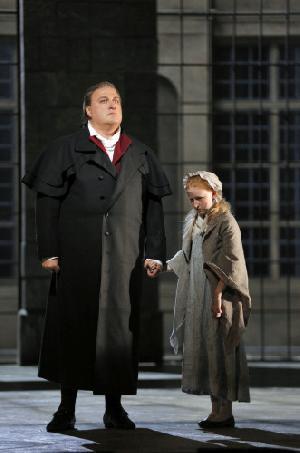George Gagnidze - Andrea Chenier San Francisco Opera 2016 Cory Weaver